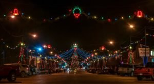These 9 Small Towns In Kansas Honor Christmas In The Most Magical Way