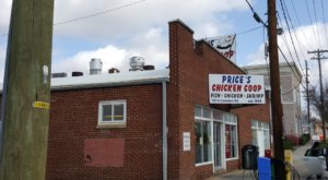 The Fried Chicken at Price's Chicken Coop In North Carolina Might Just Be Better Than Your Mom's