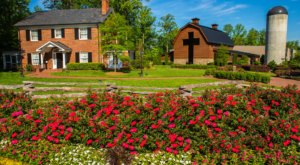 One Of The Top Attractions In North Carolina, The Billy Graham Library Will Positively Delight You