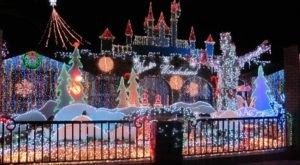 You've Gotta See These 9 Spectacular Neighborhood Christmas Light Displays In Arizona
