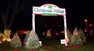 The Winter Village In Illinois That Will Enchant You Beyond Words