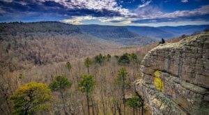 Squeeze In One More Outdoor Adventure At One Of These 6 Arkansas Nature Spots