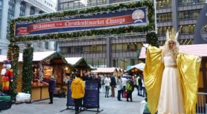 Enjoy A Virtual Visit To Illinois' Christkindlmarket For Online Shopping And Fun This Holiday Season
