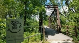 Kewash Nature Trail Is A Little-Known Trails In Iowa Where It's Easy To Find Solitude
