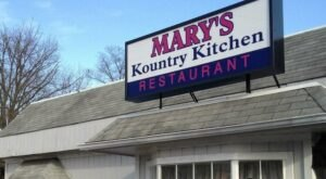 Mary's Kountry Kitchen Serves Up The Most Delicious Southern Breakfast In Delaware