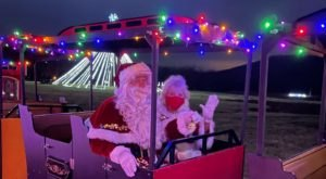Watch The Arkansas Countryside Whirl By On This Unforgettable Christmas Train