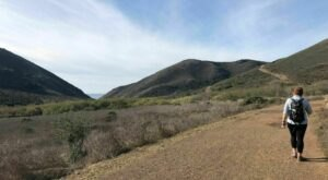 The Tennessee Valley Trail Is An Easy 3-Mile Hike That Leads Straight To A Secluded Beach In Northern California
