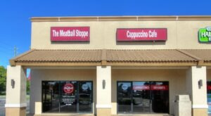 The Greatest Meatballs In The South Can Be Found At The Meatball Stoppe In Florida