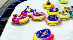 You Can Ride Bumper Cars On Ice This Winter At Ober Gatlinburg In Tennessee And It's Insanely Fun