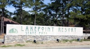Lakepoint Resort State Park Is A Lesser-Known Park In Alabama That Belongs On Everyone's Outdoor Bucket List