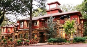 An Overnight Stay In This Cozy B&B In Oklahoma Is A Cure For The Common Getaway