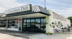 Some Of The Best Sandwiches In Oklahoma Are Hiding Away In The Unassuming Trenchers Delicatessen