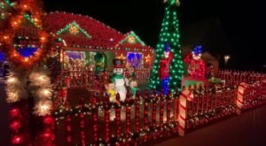 You Can Visit One Of The Most Decorated Houses In The Country, Kringle's Christmas Land, Located Right Here In Oklahoma