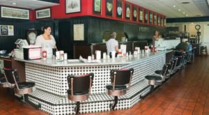 Visit Kathy's Restaurant, The Small Town Diner In Virginia That's Been Around Since The 1980s