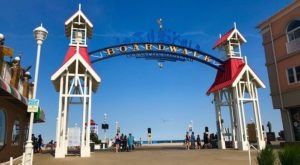 See The Charming Town Of Ocean City In Maryland Like Never Before On This Delightful Tram Ride