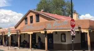 One Of The Most Haunted Restaurants In New Mexico, La Placita Dining Rooms Has Been Around Since 1931