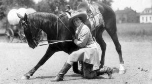 Adele Von Ohl Parker Was A Daredevil Horse Rider That Found Camaraderie In Greater Cleveland