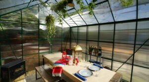 Dine Inside of An Outdoor Greenhouse This Winter At Ladybird Grove & Mess Hall In Georgia