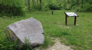 Visit The Burial Site Of The World's First Nuclear Reactor At Red Gate Woods In Illinois