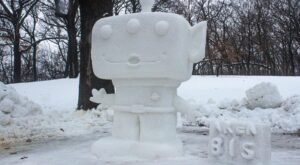 Seeing The Massive Snow Sculptures In Rockford, Illinois Will Be Your Favorite Winter Memory