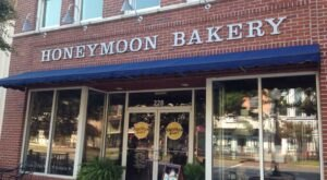 Step Into A Whimsical World Of Desserts When You Enter Honeymoon Bakery In Georgia