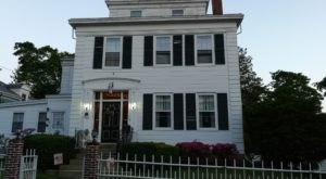 After 181 Years, The Historic Hill Inn In Rhode Island Is Still A Timeless Treasure