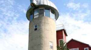 Sleep In A Converted Grain Silo With An Amazing View When You Book A Stay At This Farm Airbnb In Minnesota
