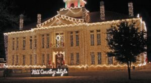 These 6 Small Towns In Texas Honor Christmas In The Most Magical Way