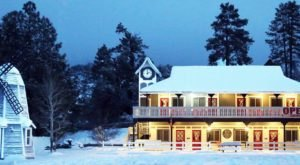 Tucked Away In Small-Town Arizona, Strawberry Inn Is The Perfect Place For A Winter Getaway