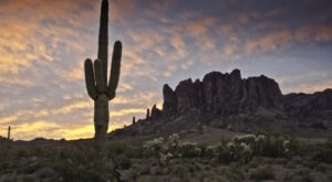 The Sunrises At Superstition Wilderness Park In Arizona Are Worth Waking Up Early For