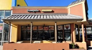 Treat Yourself To The Best French Toast You've Ever Tried At Sunnyside Cafe In Virginia Beach