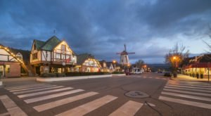 See The Charming Town Of Solvang In Southern California Like Never Before On This Delightful Trolley Ride