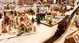 The Gingerbread Village At The Prescott Resort & Conference Center In Arizona Is The Stuff Of Christmas Dreams