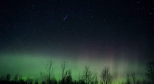 The Northern Lights May Be Visible Over Northern Indiana This Week Due To A Solar Storm