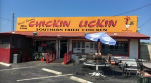 Chickin Lickin Is A Hole-In-The-Wall Restaurant In South Carolina With Some Of The Best Fried Chicken Around