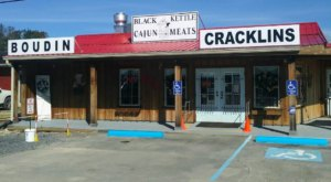 When It Comes To Cracklins, The Black Kettle In Louisiana Is King