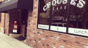 Relax With A Delicious Meal At Crouse's Café, A Laid-Back, Friendly Eatery Near Pittsburgh