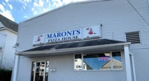 Indulge In Some Of The Area's Best Pizza (And Hoagies) At The Friendly Maroni's Pizza In Pennsylvania
