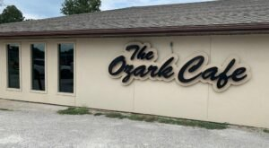 A Cozy, Friendly Neighborhood Eatery, Ozark Cafe In Missouri Dishes Up Delicious Homemade Meals
