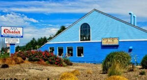 For Tasty Comfort Food On The Oregon Coast, Visit Chalet Restaurant