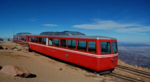 The World-Famous Pike's Peak Cog Railway In Colorado Will Officially Re-Open in 2021