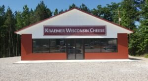 No Need To Cross State Lines, Kraemer Wisconsin Cheese Is A Savory Arkansas Shop