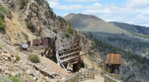 Home To Three Different Ghost Towns, You'll Need An Entire Day To Explore This Idaho State Park
