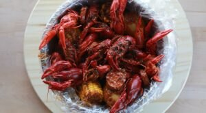 Grab A Seafood Boil Bag To Go At The Sauce Boiling Seafood Express In Cleveland