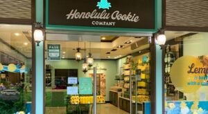 The Shortbread From Honolulu Cookie Company Will Make Your Sweet Dreams Come True