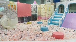 Momi Land Is A Multi-Themed Indoor Playground In Ohio That's Insanely Fun