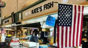 Locals Are 'Hooked' On Kate's Fish, The Best Seafood Market In Greater Cleveland