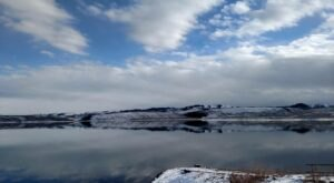 Play Outdoors All Winter Long At Strawberry Reservoir In Utah