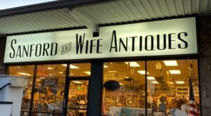 Sanford And Wife Antiques In West Virginia Is Stuffed To The Brim With Treasures Galore