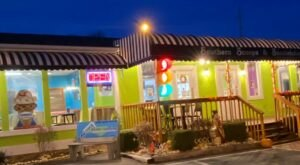Enjoy Cold Desserts After Your Meal At Southern Scoops And Sandwiches In North Carolina